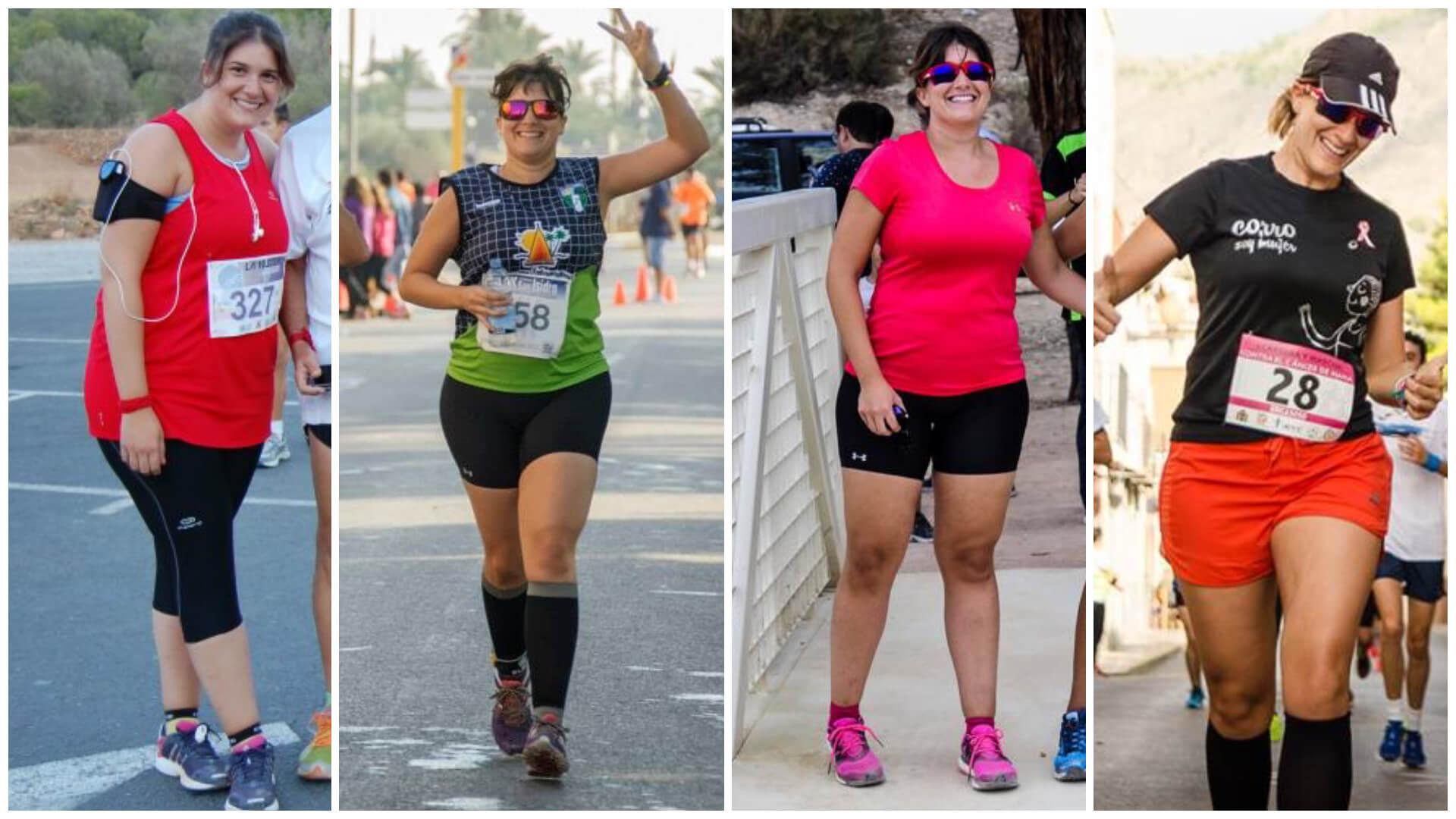 evolución corro y soy mujer